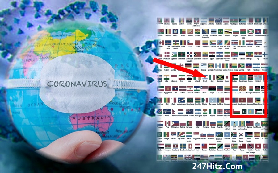 11 Countries Without Coronavirus