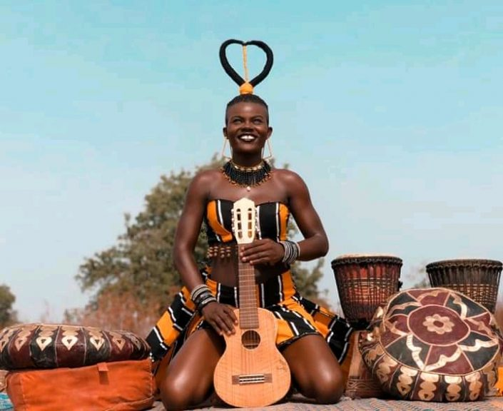 In respect to COVID-19 Social distancing, Wiyaala Goes LIVE With Her Sister to Entertain Fans. She gives you the best of performances LIVE from her home.