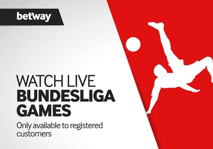 How to Watch Bundesliga For Free With Just A Betway Account