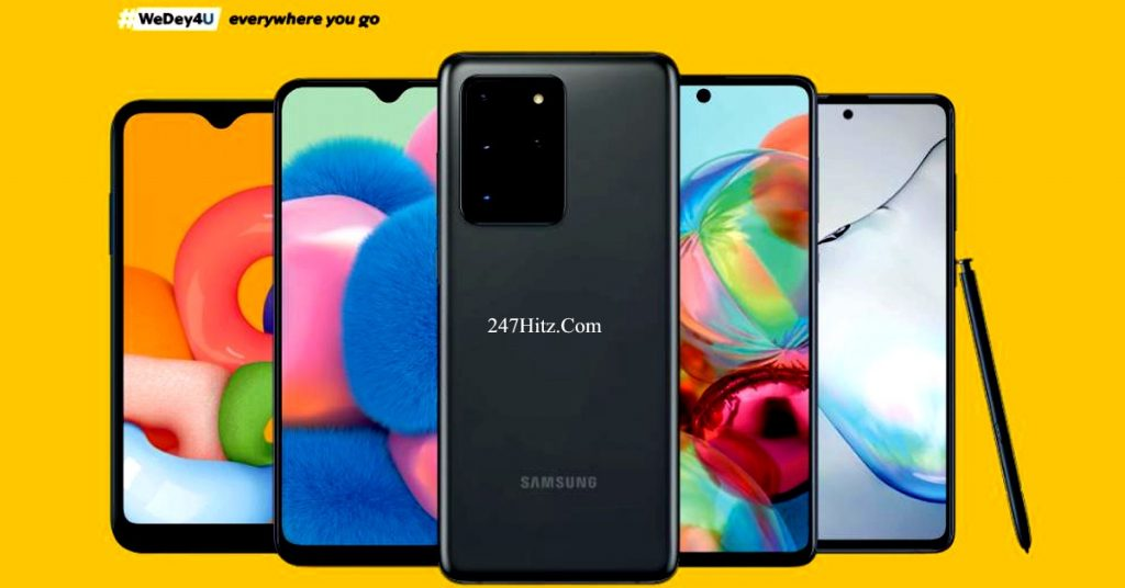 How to win a Smartphone From MTN Ghana