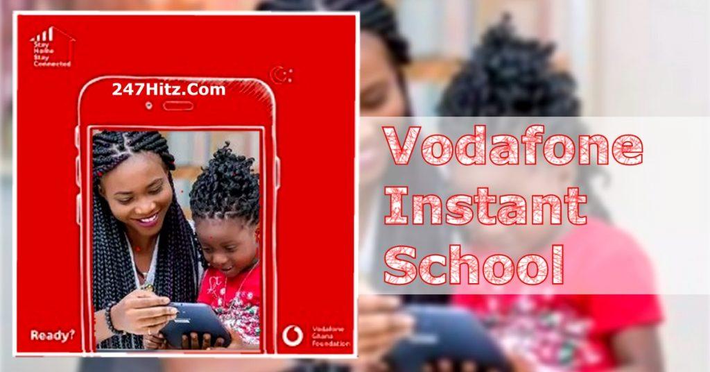 Vodafone Instant Schools