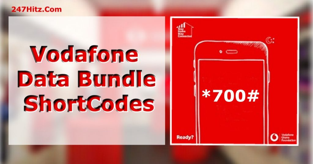 All Vodafone Data Offers And Their Shortcodes