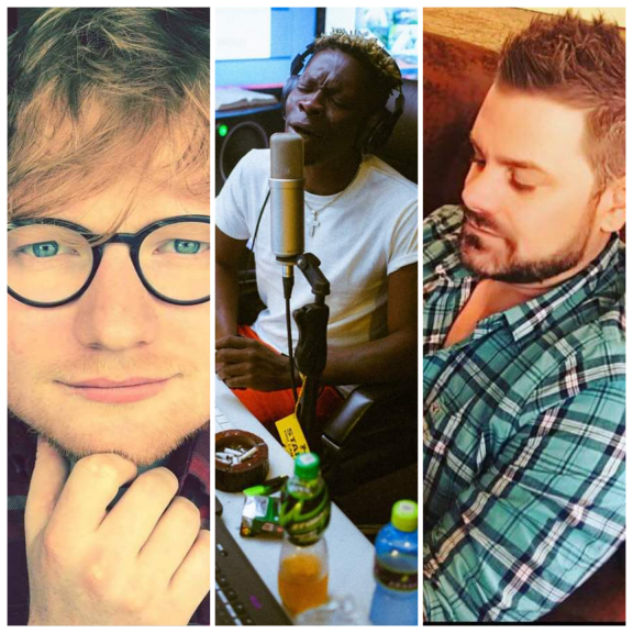 """Shatta Wale To Be Featured On """"Raise Em Up"""" With World Star, Ed Sheeran."""