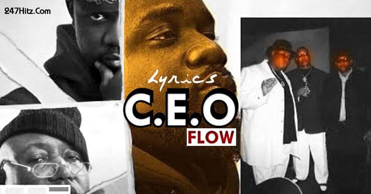 Sarkodie – CEO Flow Lyrics ft. E-40