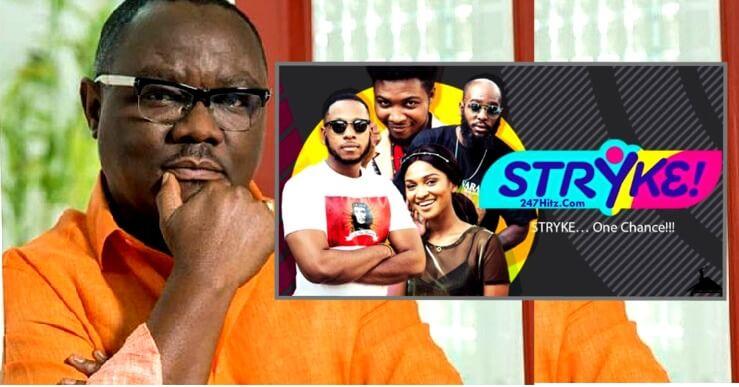 Stryke Ghana TV Series Will Deliver Just Like YOLO – Ivan Quashigah