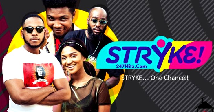Stryke TV Series: A New TV Series From The Producers of YOLO TV Series