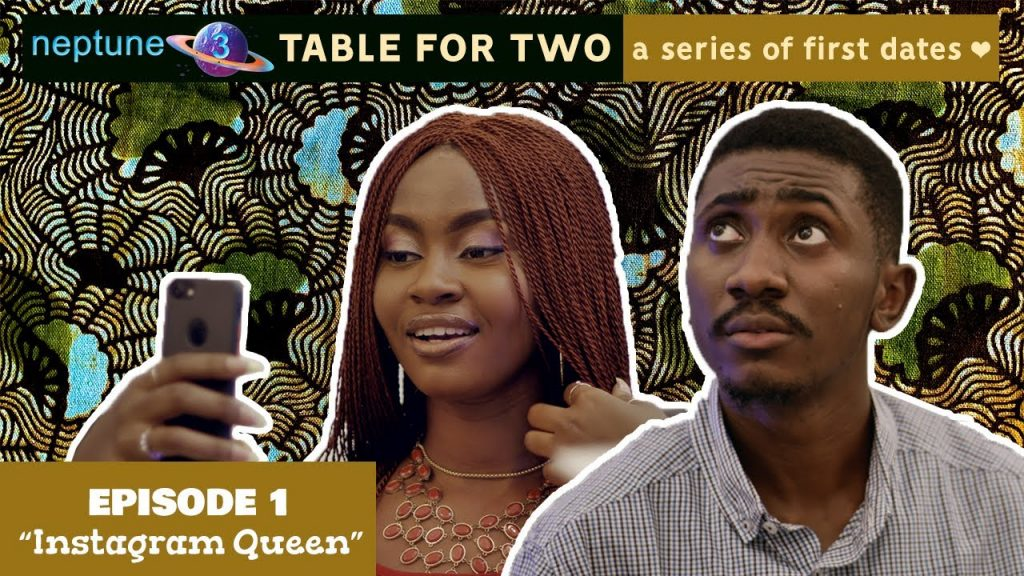 Table for Two: a Series of First Dates Episode 1