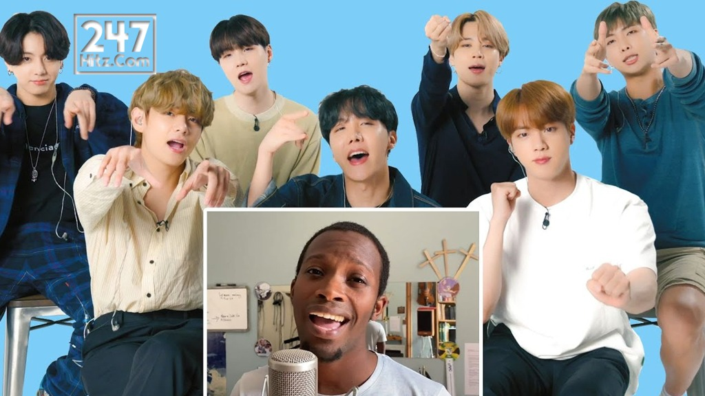 BTS Watches Fans Covers of Their Songs on YouTube