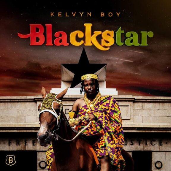 Kelvyn Boy Blackstar