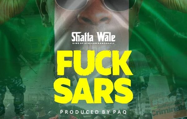 Shatta Wale Fvck SARS Lyrics