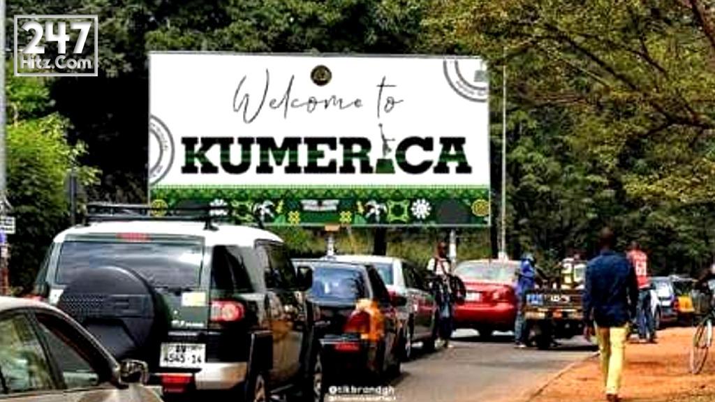 Welcome to Kumerica