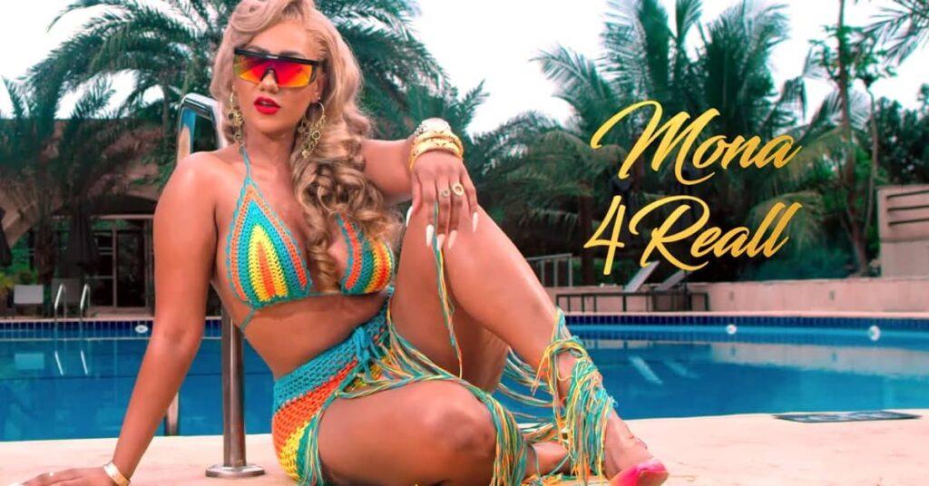 "Mona 4Reall ""Badder Than"" Music Video"