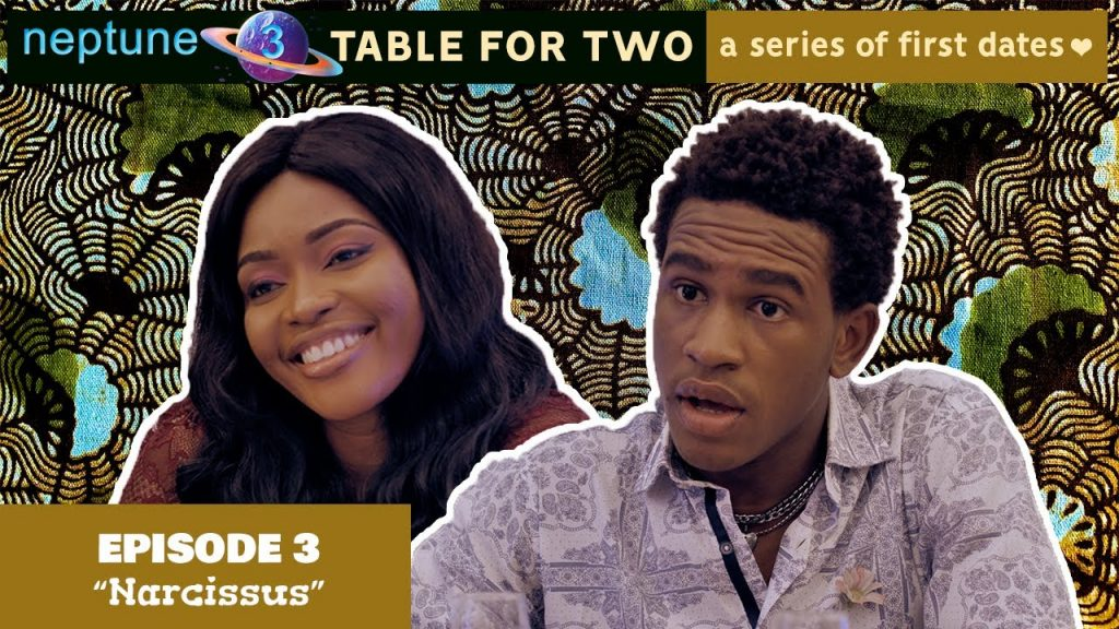 Table for Two: a Series of First Dates Episode 3
