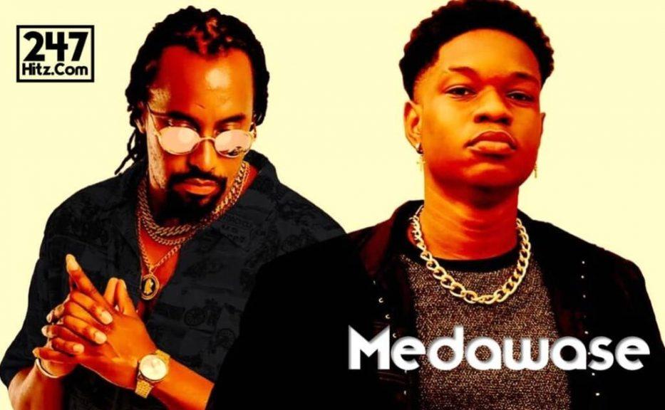 Herman Suede - Medawase ft. Navio Video Visualizer