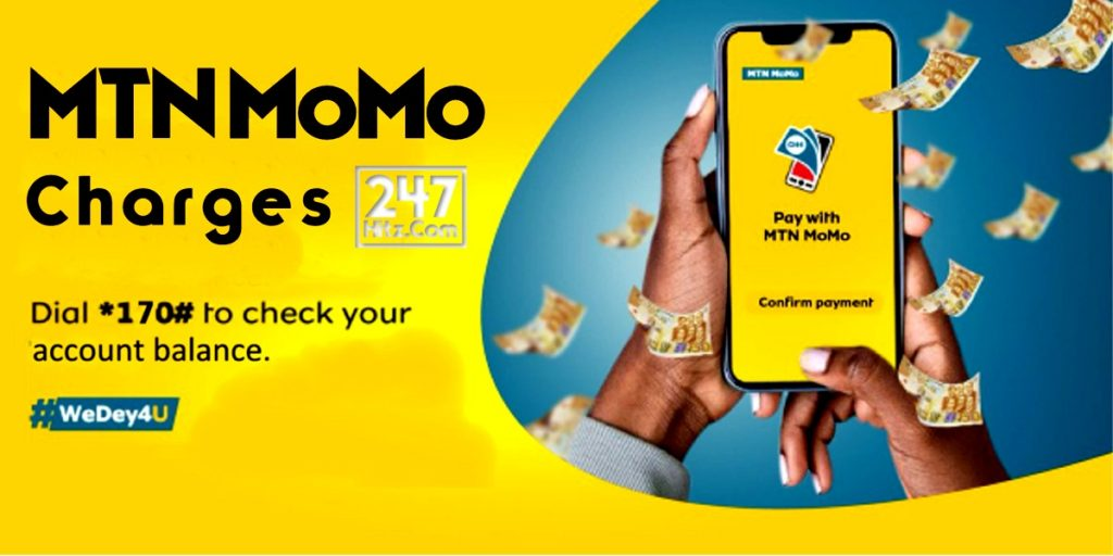 MTN Mobile Money Charges in Ghana 2021