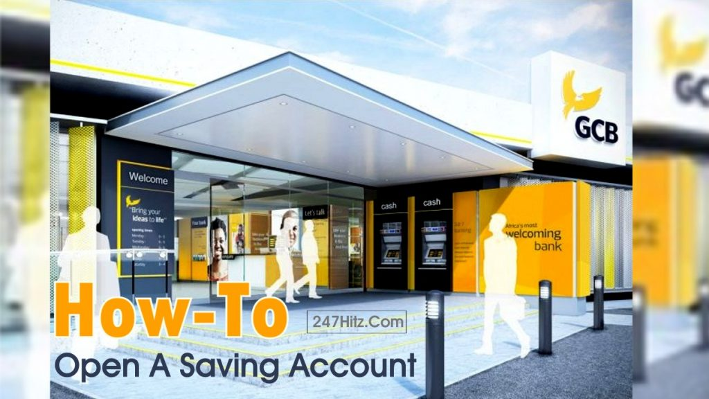 How To Open A GCB Bank Savings Account