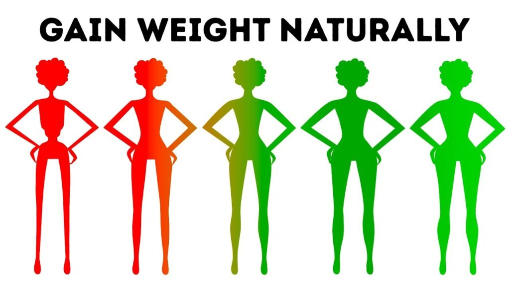 How to Gain Weight The Quickest and Safest Way