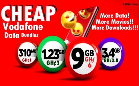 How To Buy Cheap Vodafone Data Bundles