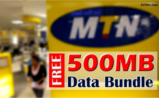 How to Get Free 500MB MTN Data Bundle